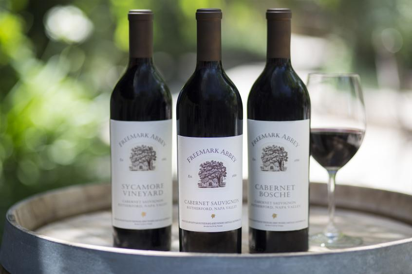 Freemark Abbey Rutherford Cabernet Collection