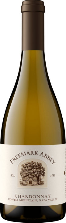 Howell Mountain Chardonnay Bottle Shot