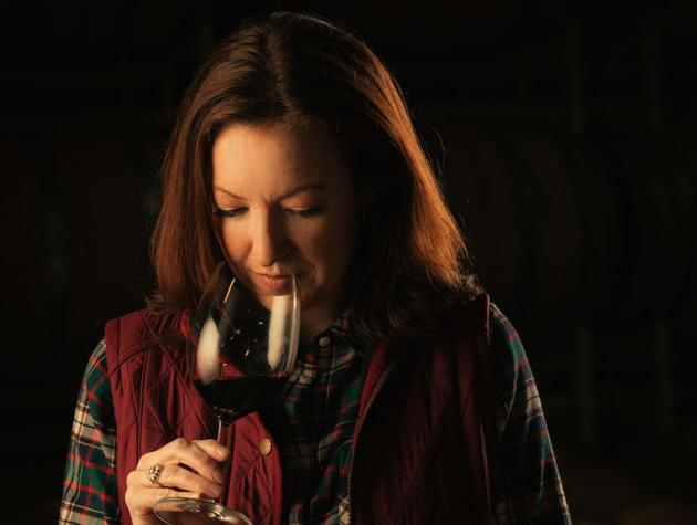 Kristy Melton Freemark Abbey Winemaker