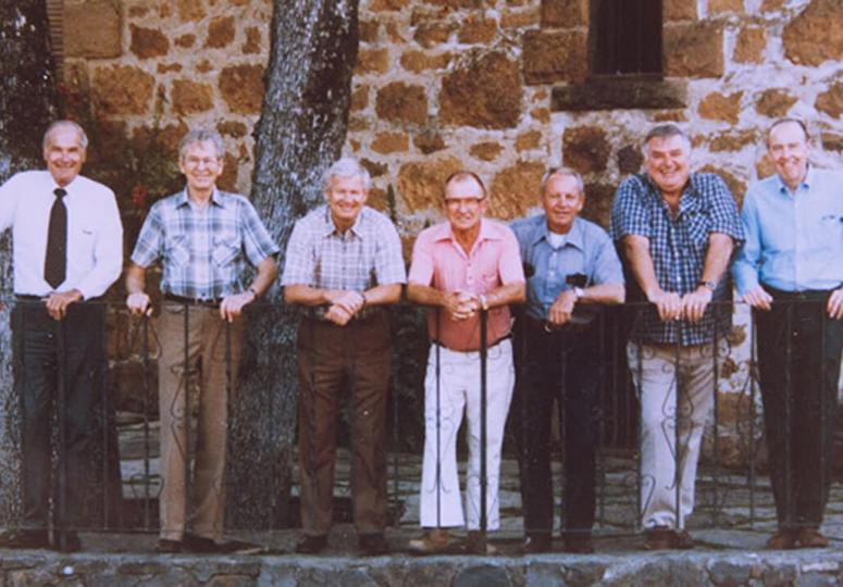 Seven Partners Freemark Abbey Winery History